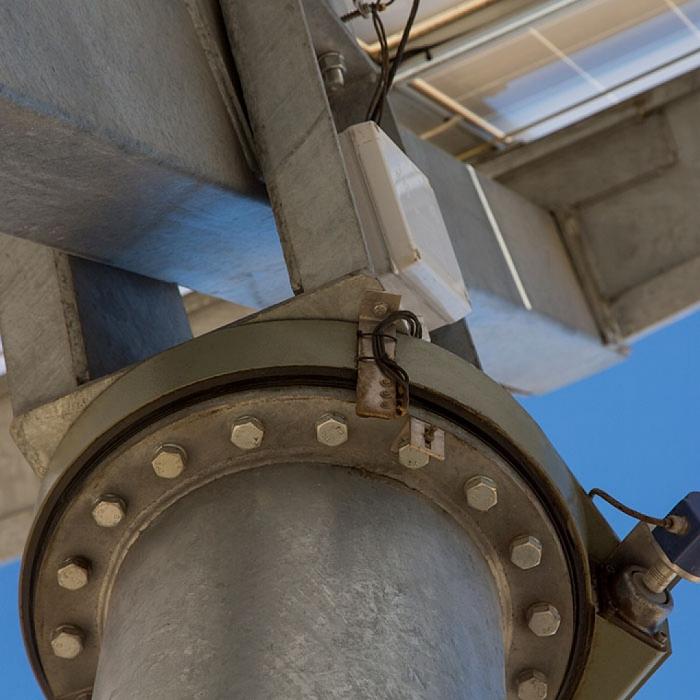 Mantenimiento de seguidores solares Marca DASOLUZ Portugal