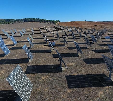 Instalaciones mediante seguidores solares de uno o dos ejes